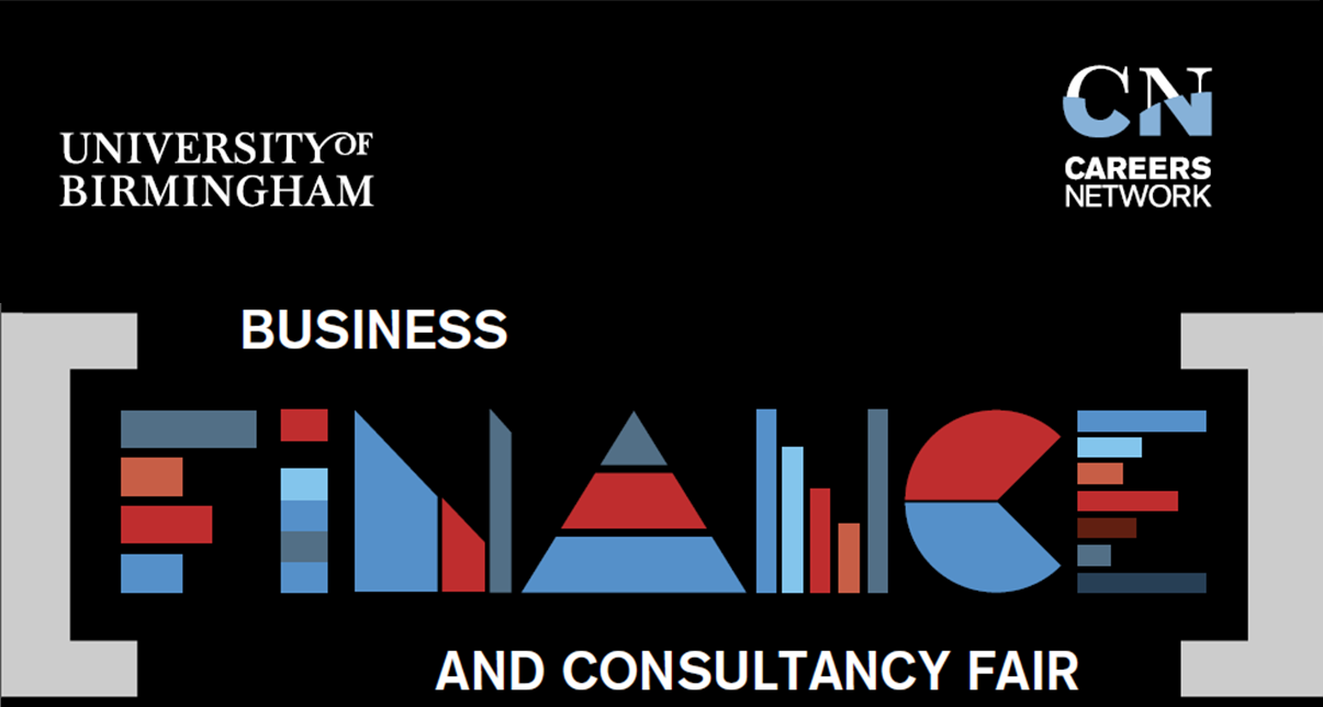 Business, Finance & Consultancy Fair  - University of Birmingham