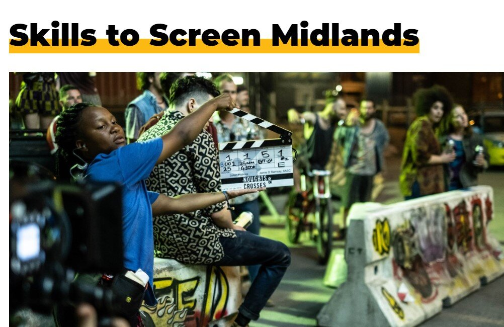 Skills to Screen Midlands