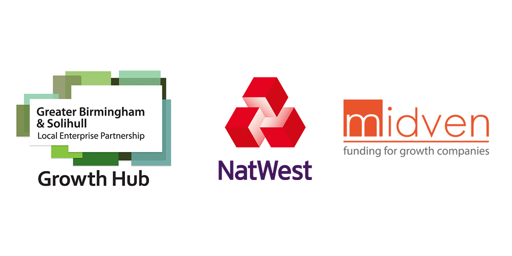 logos of Natwest and Midven