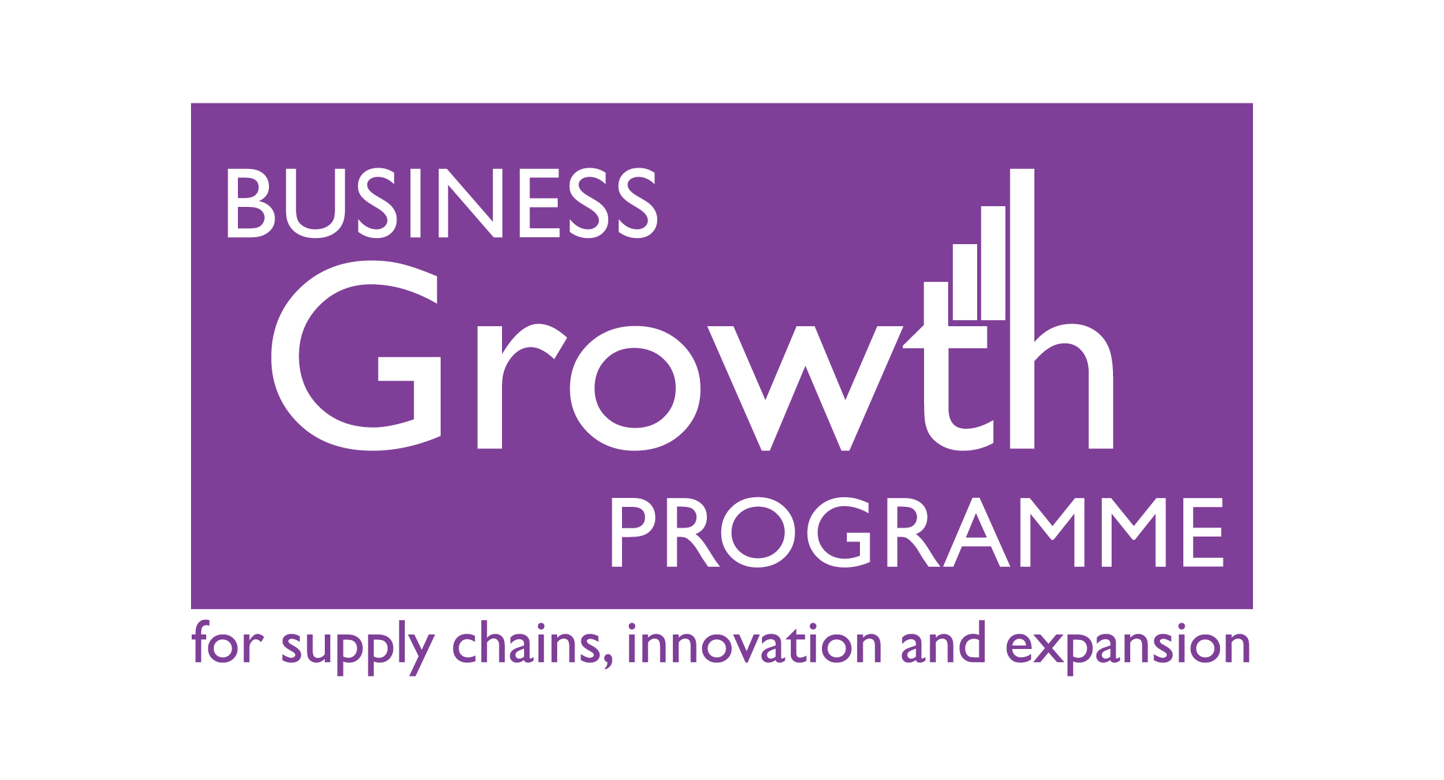 Logo of Business Growth Programme
